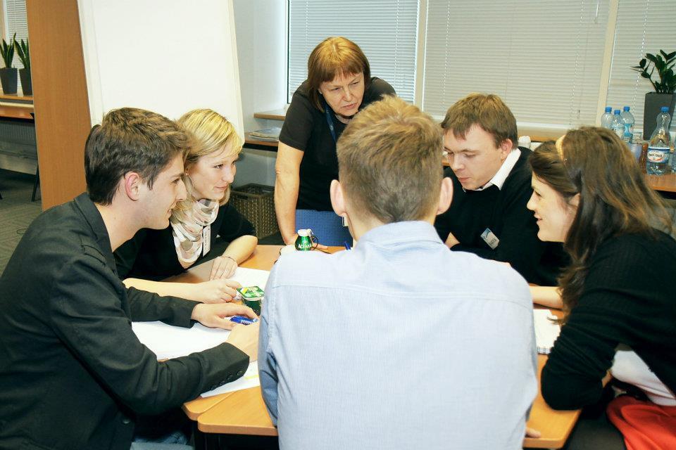 biznes w praktyce - danone